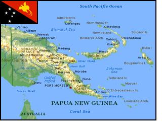 Fantastic Facts - World Atlas - Papua New Guinea